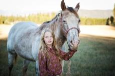Fall horse-3690