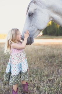 Fall horse-3813